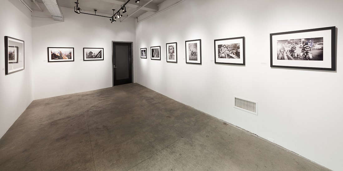 Peace: Love, Rock and Revolution, Photographs by Jim Marshall - Installation View