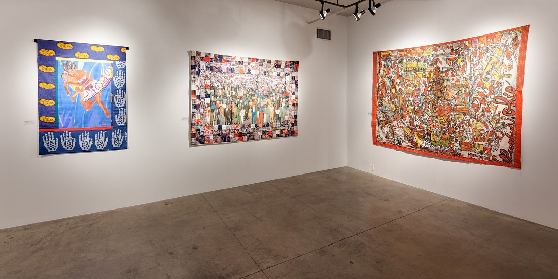 On Such a Night as This: A Celebration of African American Art - Installation View