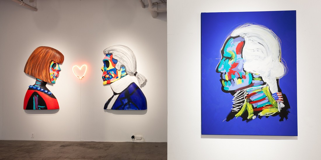 The Bradley Theodore Experience - Installation View
