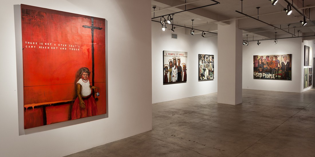 John Mellencamp: The Isolation of Mister - Installation View