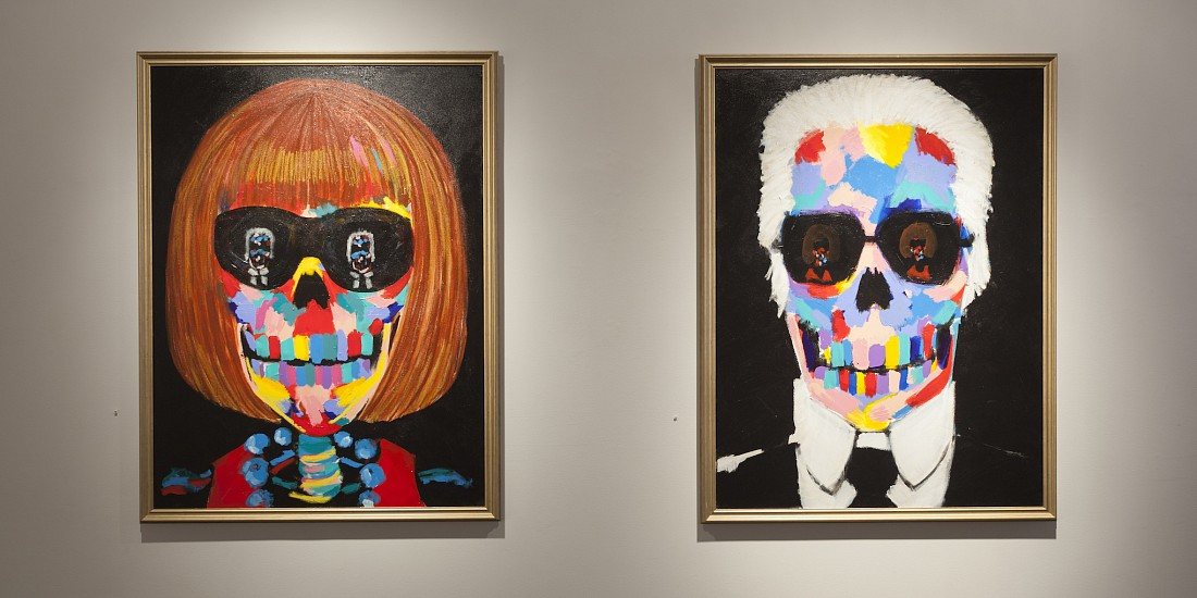 Raw Beauty: Bradley Theodore and Antoine Verglas - Installation View
