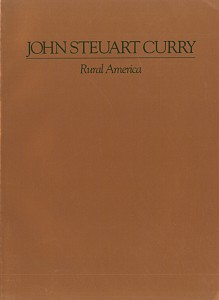 John Steuart Curry: Rural America, John Steuart Curry, 1991