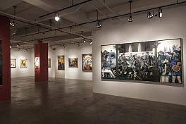 Past Exhibitions: SOCIAL ART IN AMERICA: THEN AND NOW May  6 - Jun 27, 2014