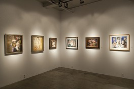 Past Exhibitions: JACK LEVINE and HYMAN BLOOM: AGAINST THE GRAIN