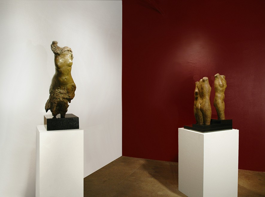 Totems and Deities: The Sculpture of Herb Alpert and Anita Huffington  