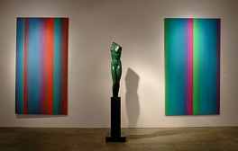 Past Exhibitions: Color & Form: Leon Berkowitz & Anita Huffington May  5 - Jun 22, 2012