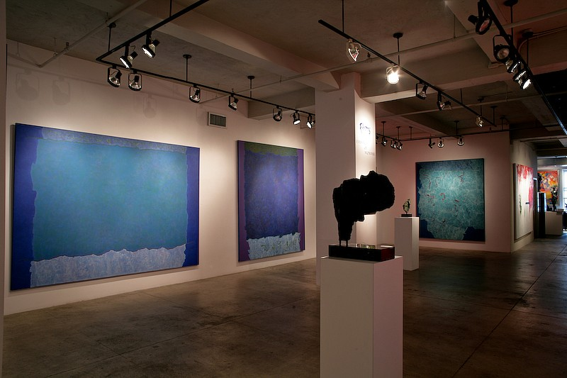 PRESS RELEASE: Theodoros Stamos: Evidence of Wonder