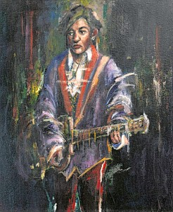 News: 'Mellencamp: Three Generations of Art' coming to arts center, September 30, 2019