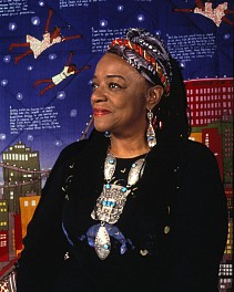 News: Iconic American Artist Faith Ringgold Lands in London With a Powerful Show at the Serpentine, June  6, 2019 - Newsweek, Paula Froelich