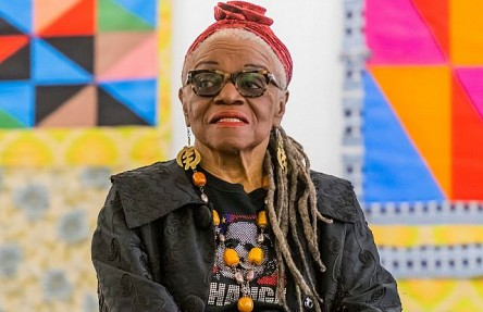 News: London Celebrates Artist Faith Ringgold's Black Power, June  5, 2019 - WWD, Natalie Theodosi