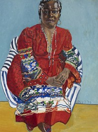 News: A Portrait of Faith Ringgold Painted by Alice Neel is Jordan Casteel's Favorite Artwork, August 27, 2019 - Culture Type, Victoria L. Valentine