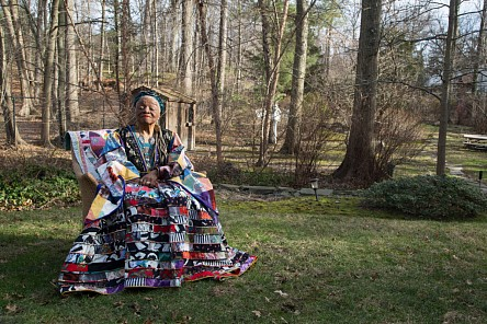 News: FAITH RINGGOLD TAKES ON THE SERPENTINE GALLERIES AND TRUMP, May 16, 2019 - Cultured, Diana McClure