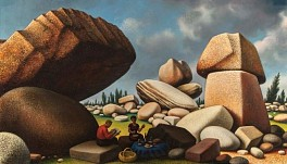 Peter Blume Press: ACA Galleries Presents Works by American Modernist Peter Blume, November  4, 2014 - ArtFix Daily