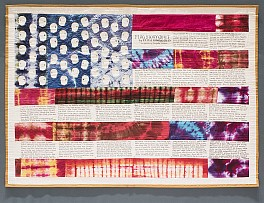 News: For Faith Ringgold, the American Flag Has Always Been a Potent and Powerful Symbol, July  4, 2018 - Culture Type, Victoria L. Valentine