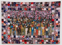 News: 50 Years of Celebrating Black Beauty and Culture: Faith Ringgold, April 19, 2018 - Frieze, Osei Bonsu