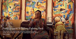 News: Faith Ringgold Will Keep Fighting Back, June 11, 2020 - The New York Times, Bob Morris
